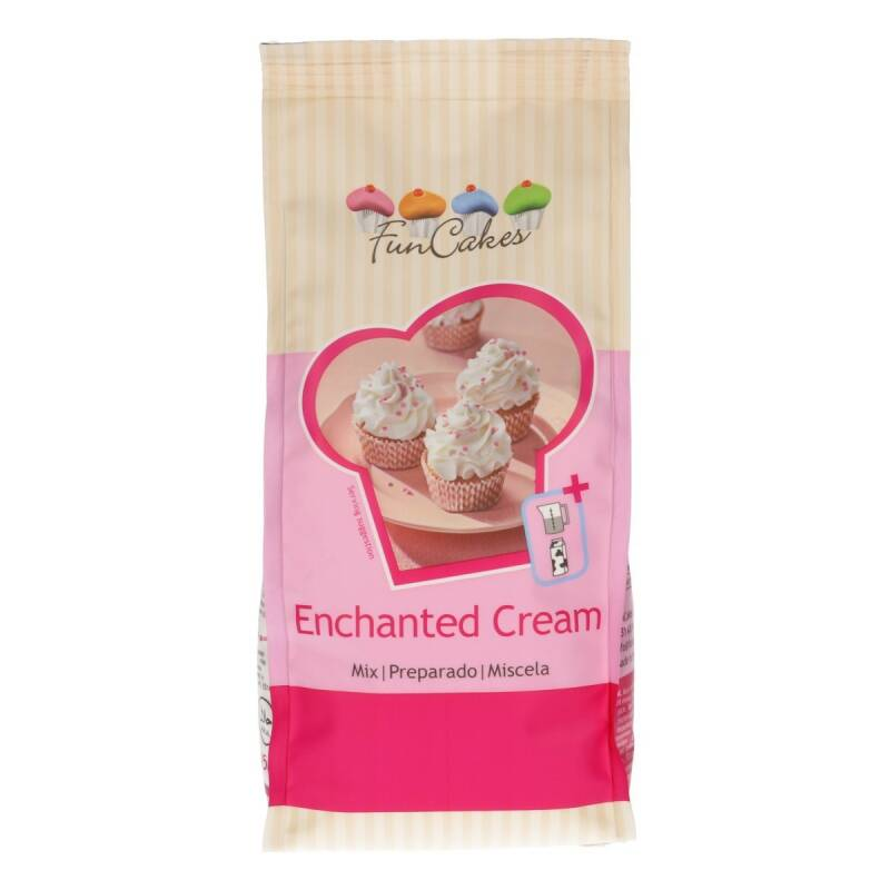 funcakes enchanted cream (900gram)