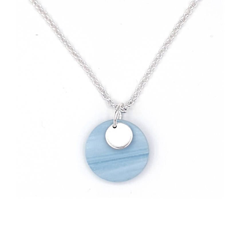 Ketting - Oh so Blue