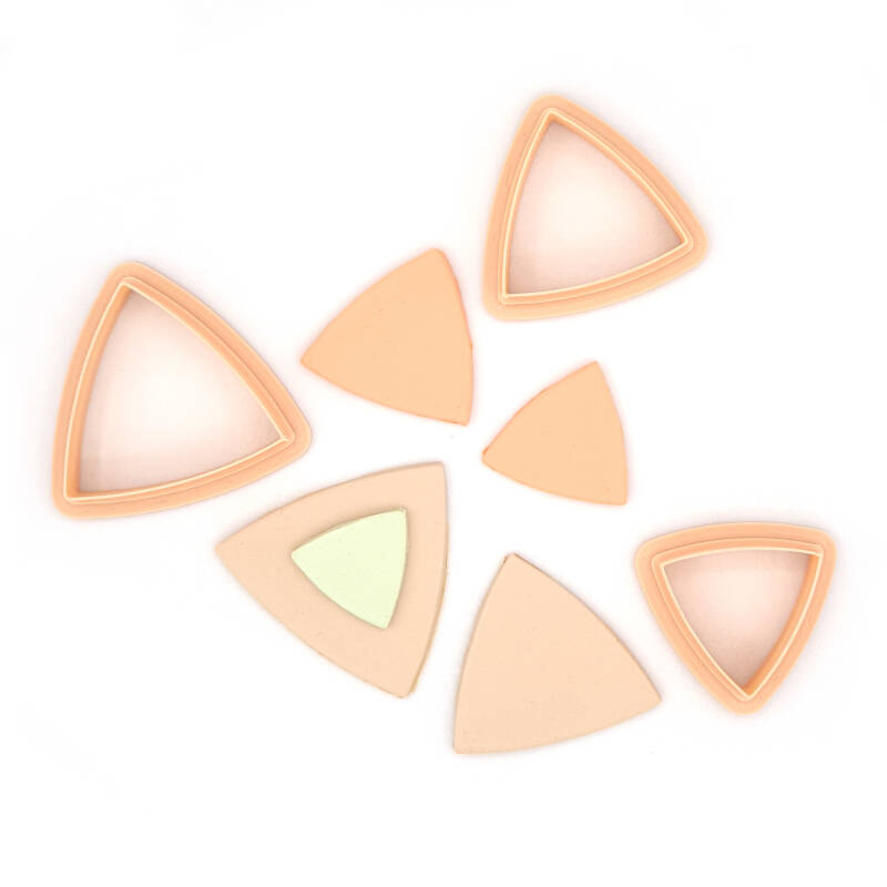 Triangle rounded