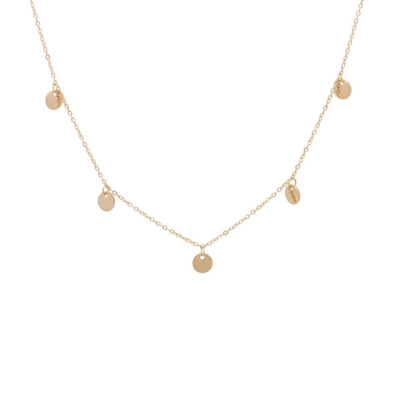 Ketting - Coins
