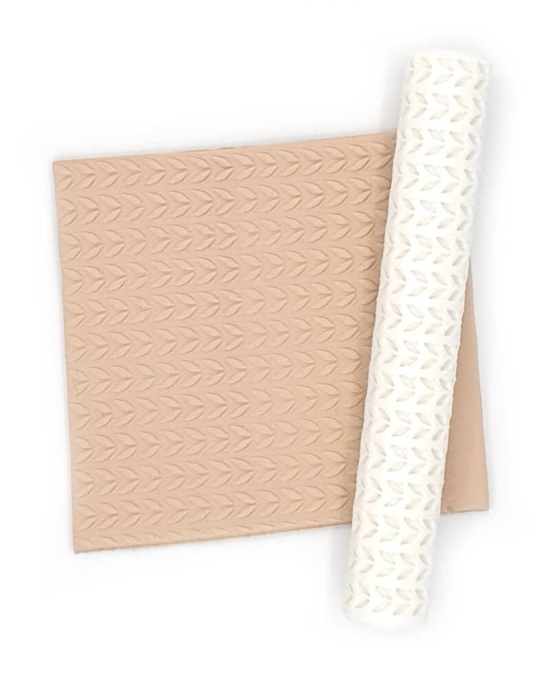Texture Roller Double Leaf