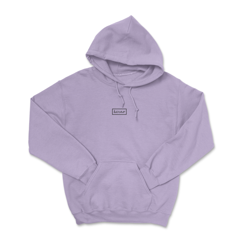 The Hoodie - Orchid