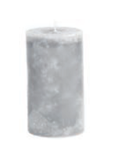 Michel Candle Grey
