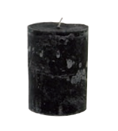 Ludo Candle Black