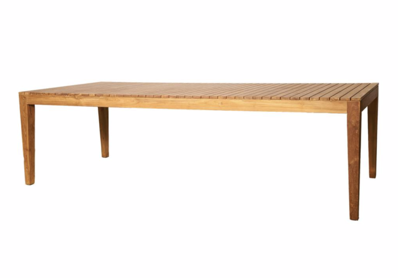 Clifton beach dining table 200