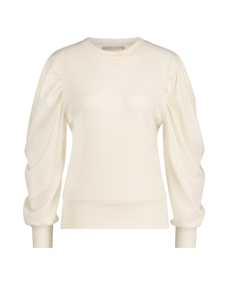 Saha sweater cream Aaiko
