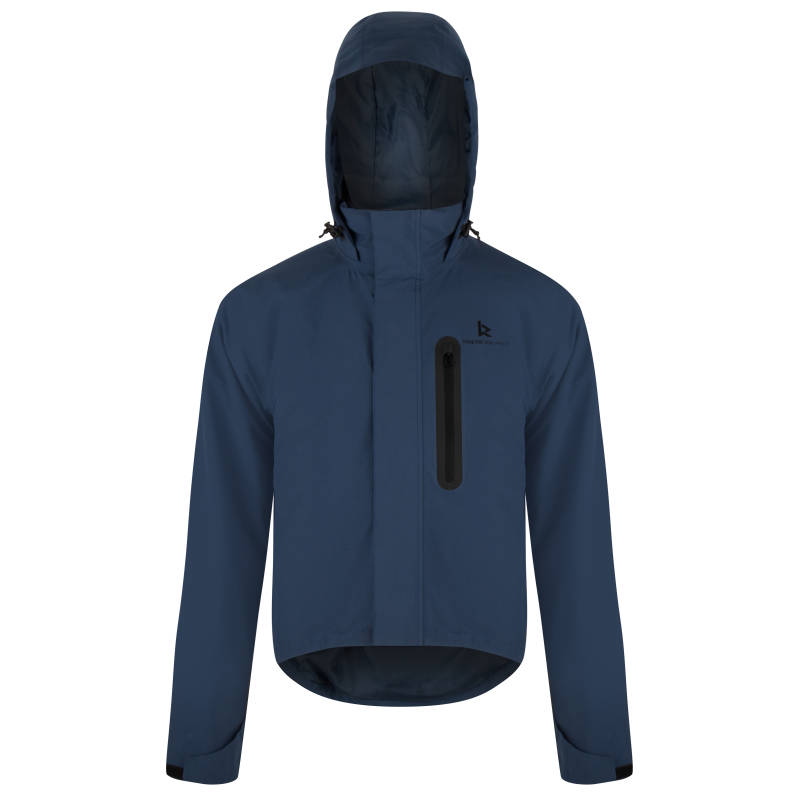 Buitenjas / Outer Shell Jas, Blauw