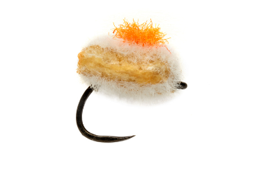 Dog Biscuit Tan size 10 and 8  carp fly candy