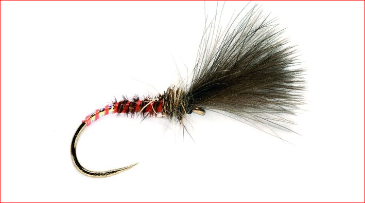 PHEASANT TAIL MIRAGE BUTT CUL BARBLESS