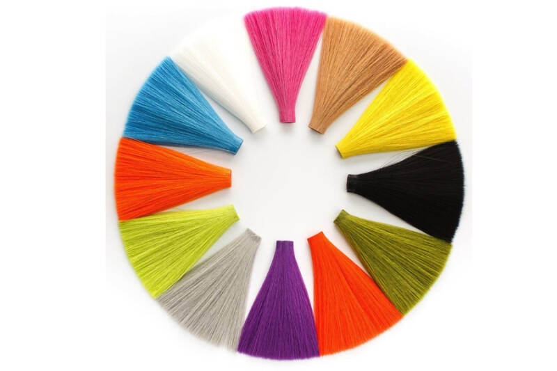 Faux Bucktail 11 colours