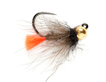 KJ CDC Red Tag Jig Barbless