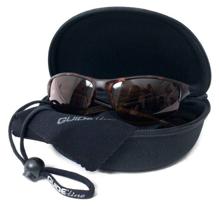 Guideline Sunglasses Bandit Grey Lens & Black Frame