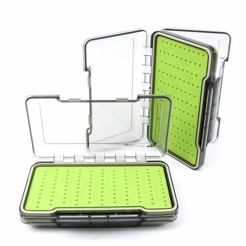 Silicon Fly Box – Double Sided Medium or Large