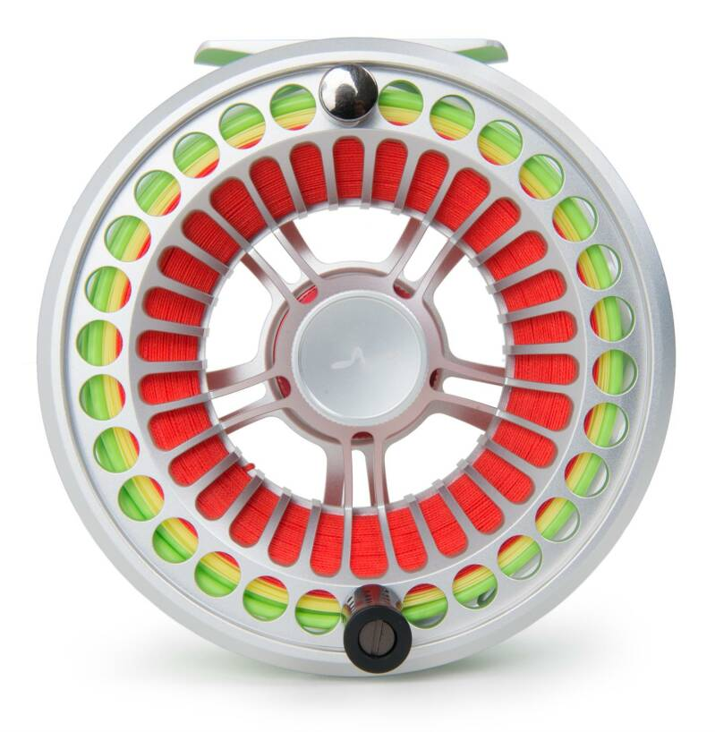 Vosso Silver reel Guideline