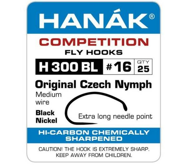 Hanak  H-300-BL (Original Czech Nymph)