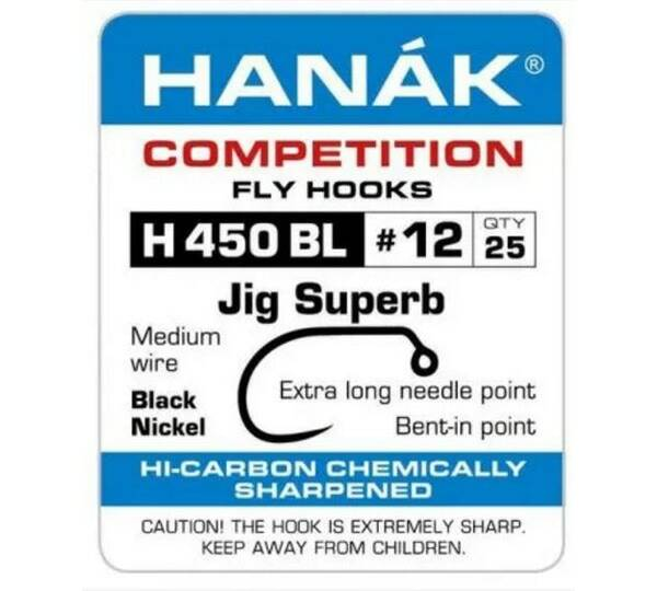 Hanak  ​H-450-BL (Jig Superb)