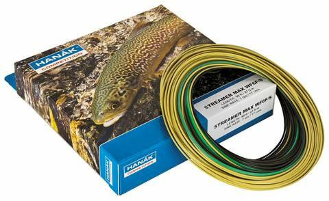 Hanak Streamer Maxx Fly Line 200 grains , 2sink rates