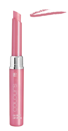 Colours Glossy Lipstick Crystal Rose