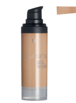 Colours Oilfree Make-up Light Caramel