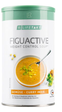 Figu Active Suppe Gemüse-Curry India - Body Mission