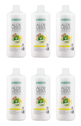 Aloe Vera Drinking Gel Immune Plus 6er Set - LR Lifetakt
