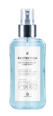 LR PROTECTION HYDRO-ALCOHOLIC HAND SPRAY