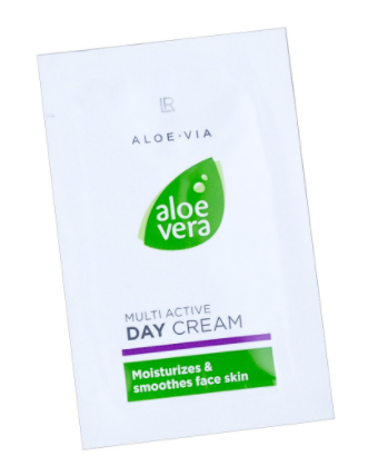 Aloe Vera Multi-Aktive Tagescreme Probe 2ml