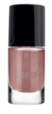 True Colour Nail Polish Latte Macchiato