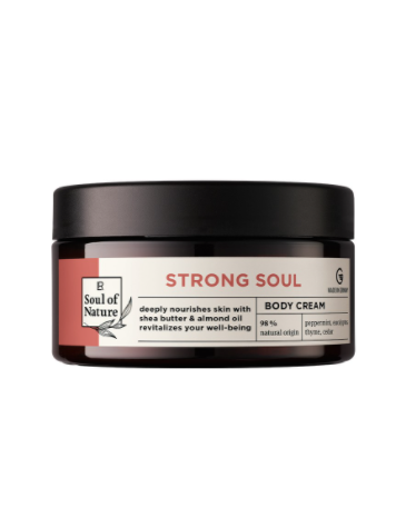 LR Soul of Nature Strong Soul Body Cream