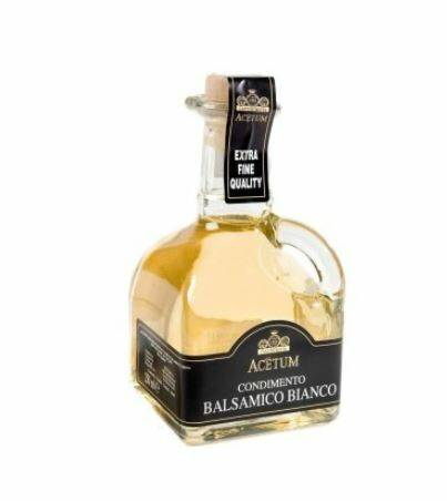 Balsamico azijn cupola  wit - 250 ml