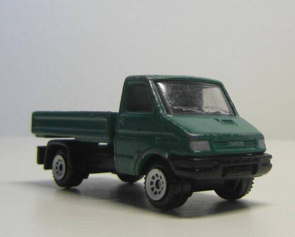 Iveco Daily - Groen