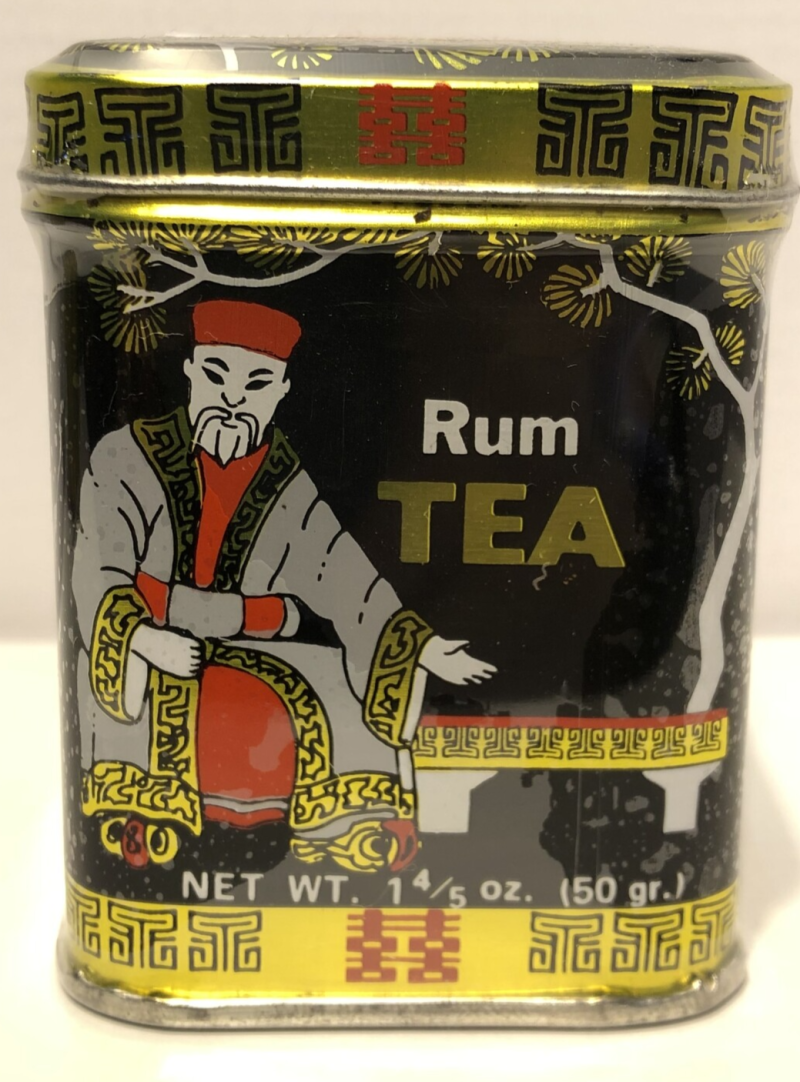 Chinese Thee - Rum