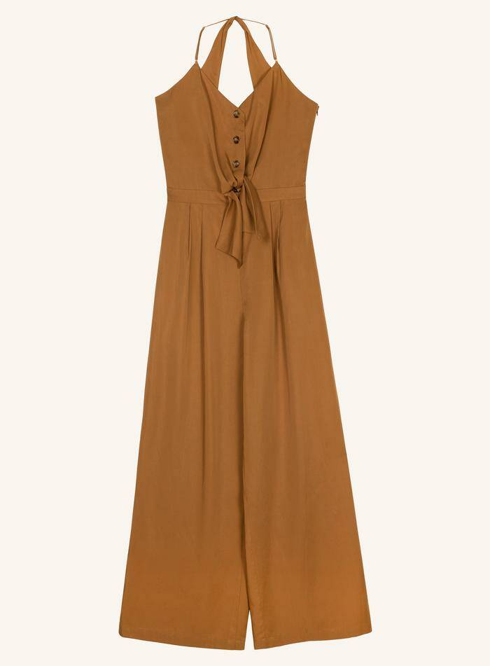 martine jumpsuit ocre