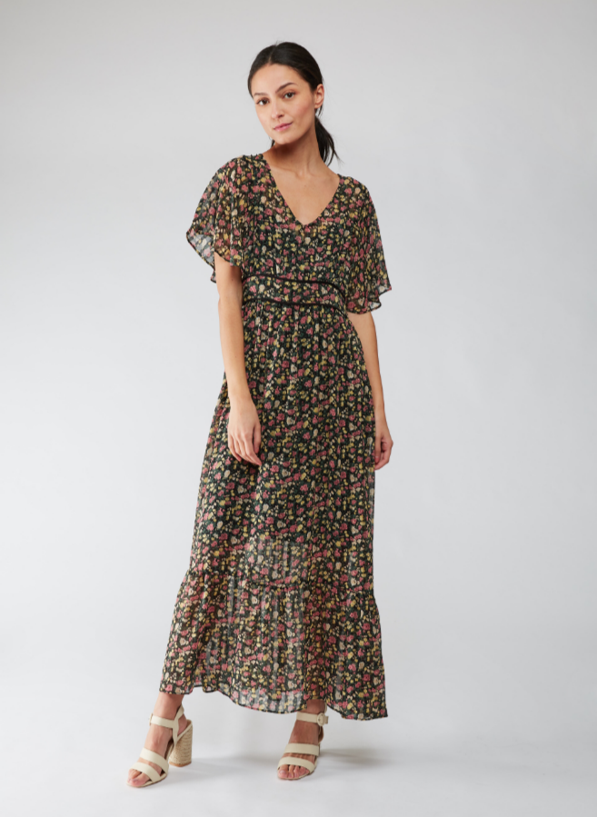 astrid flower dress andy & lucy