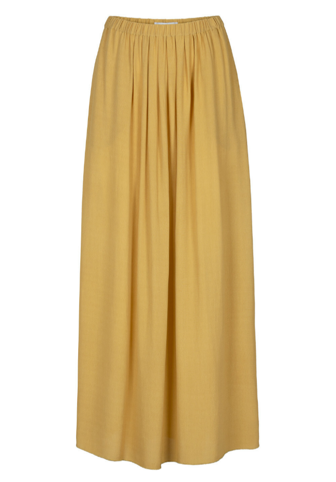 linde skirt yellow by bar