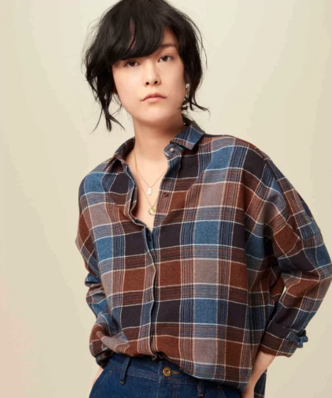 deliwool blouse