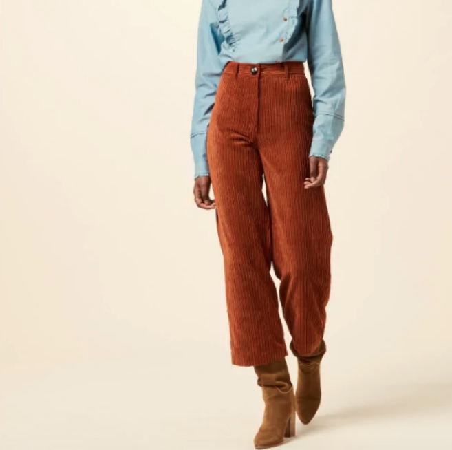 cybill carvi trousers