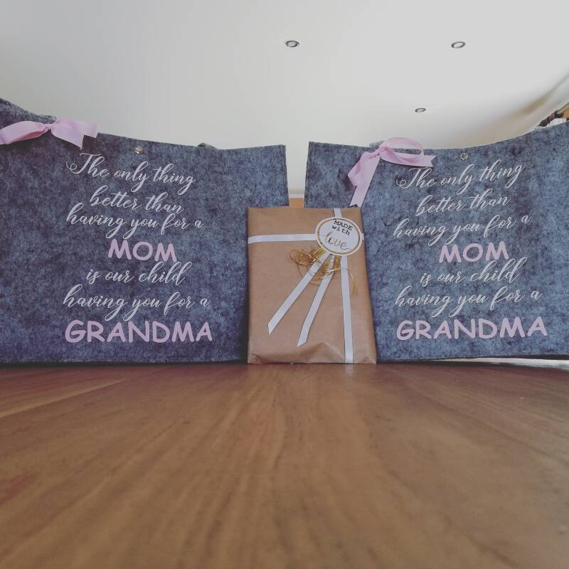 Shopper 'Mom&Grandma'