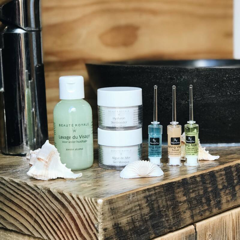 BeautifulYou kit! Ook ideaal als travelset.