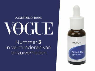 Image Skincare CLEAR CELL - Restoring Serum oil free