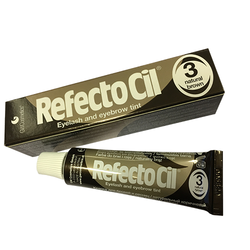 Refectocil Wimperverf Nr. 3 Natuur Bruin