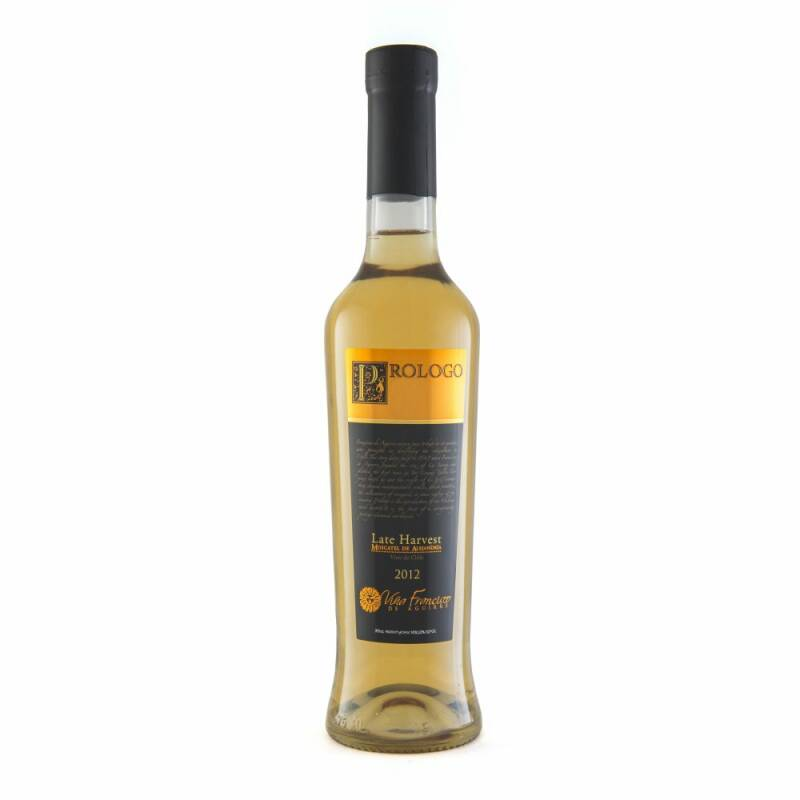 10414 Moscato Late Harvest 37,5cl