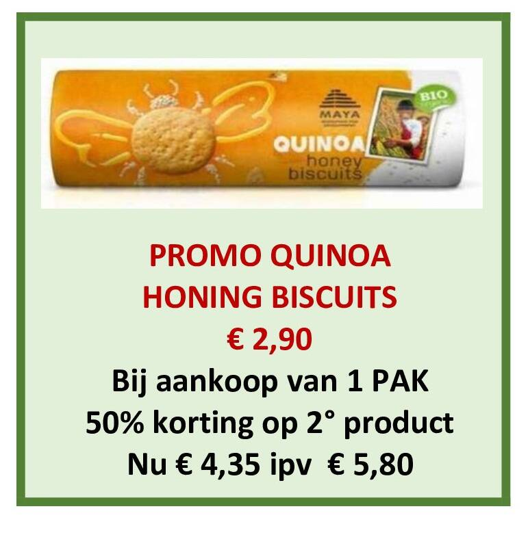 Promo Honing Biscuits