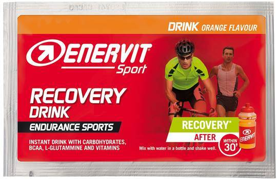 Recovery drink 20x 50Gr.