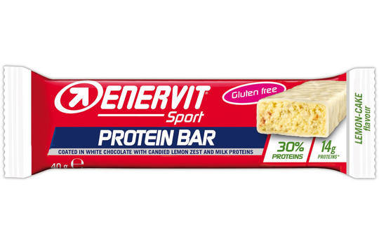 Protein bar lemon cake 30x48 recovery bar