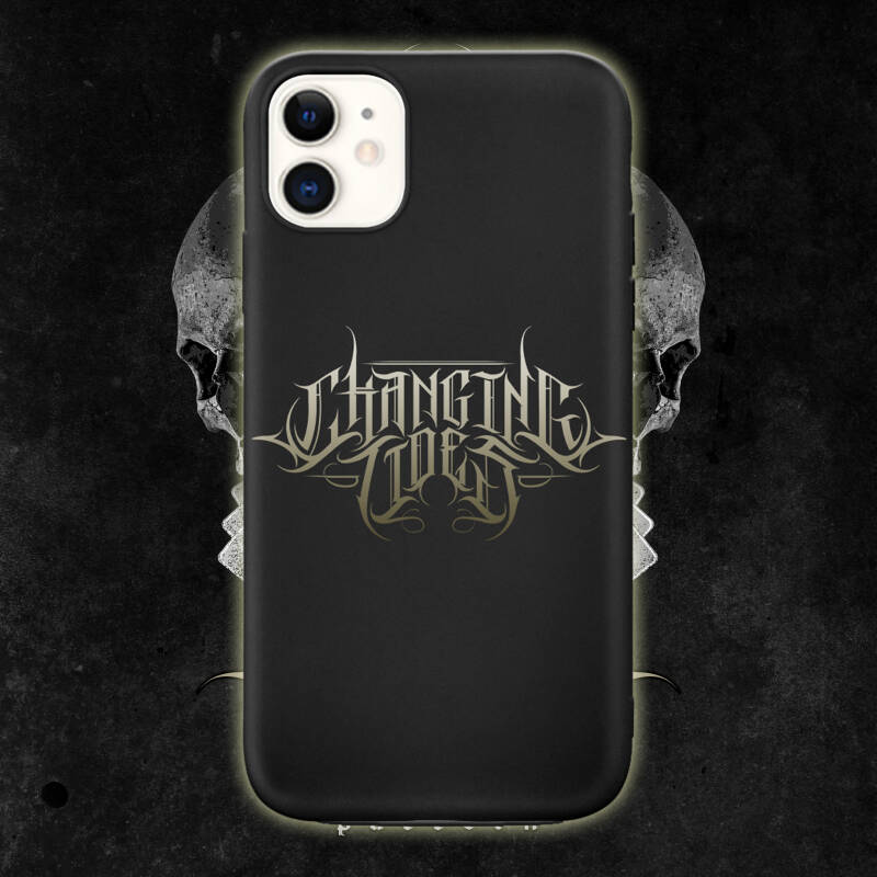 iPhone Back Cover Logo