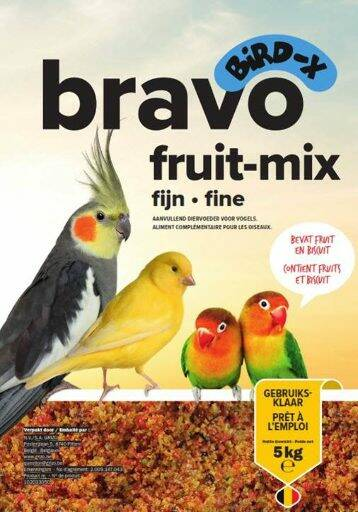 Bravo Fruit-mix 5 kg