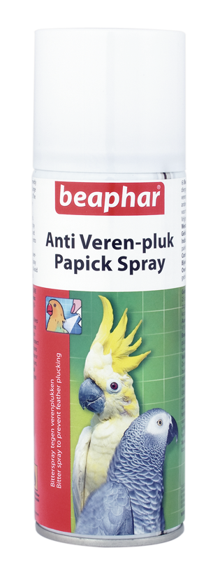 Beaphar Anti-Verenplukspray 200 ml