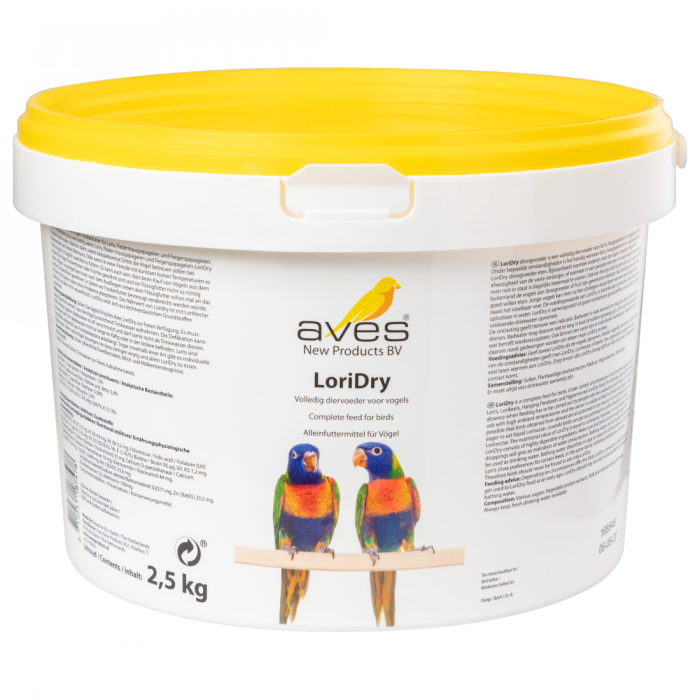 Aves Loridry 2.5kg