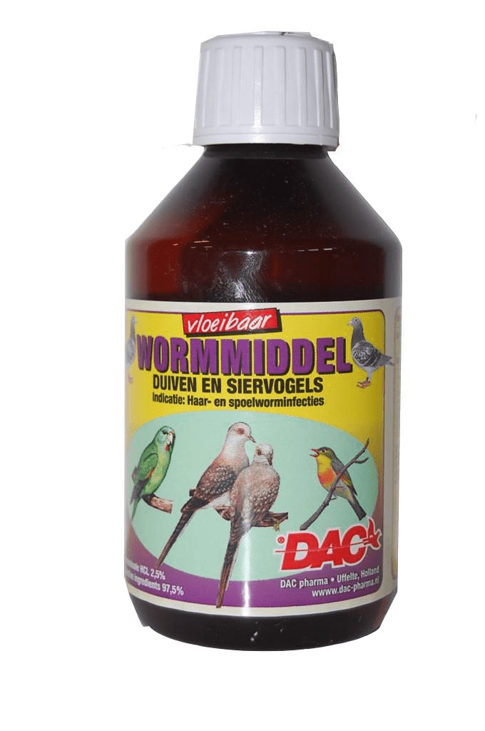 Dac wormmiddel 200 ml